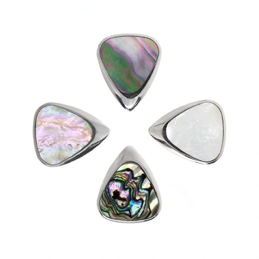 Inlay Tones Mini Mixed Pack of 4 Guitar Picks